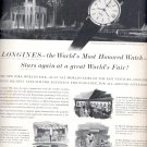 June 6, 1964   Longines- Wittnauer Watch Company         ad  (#1379)