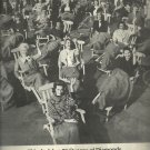 1964  Bulova watch Company  ad (#4017)