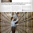 1967 Western Electric Manufacturing & Supply  ad (#5441)