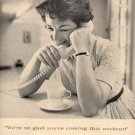 1962 Bell Telephone System ad ( #2224)