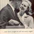 1961 Bell Telephone System ad (#  2674)