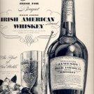 Oct. 18, 1937    William Jameson Irish American Whiskey      ad  (#6558)