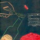 1947 Carling's Ale ad (# 2742)