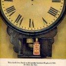 1962  Gordon's Gin ad ( #2068)