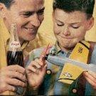 1962 Pepsi- Cola  ad ( # 2080)