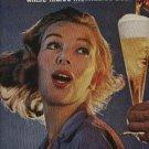 1960  Budweiser ad (#  1334)