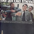 Nov. 13, 1970  Old Charter Bourbon Whiskey   ad  (#1783)