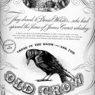 Sept. 15, 1947   Old Crow Whiskey      ad  (#6307)