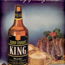Dec. 8,1947      Brown-Forman's King Whisky     ad  (#6363)