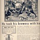 Oct. 25, 1937   Budweiser King of Bottled Beer   ad  (#6498)