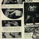 1937  Hiram Walker's Ten High Straight Bourbon Whiskey ad ( #1211)