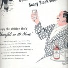 July 22, 1946   Sunny Brook Whiskey   ad  (#3623)