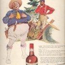 May 16, 1938 Hiram Walker's Ten High Bourbon Whiskey    ad (#6094)