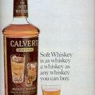 1964 Calvert Extra Blended whiskey  ad (#5404)