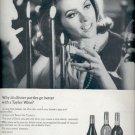 1966  Taylor Wine Company  ad (#5806)