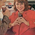 1963  Pepsi- Cola ad ( # 1367)