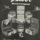 June 1947  Belber matched Luggage- Belber Trunk and Bag company    ad  (#4116)