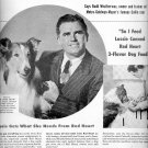 Sept. 15, 1947   Red Heart Dog Food    ad  (#6310)