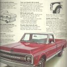 1970 Chevrolet pickup   ad (#4056)