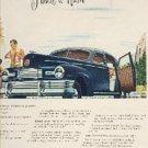 1947 Nash ''600'' ad. (#145)