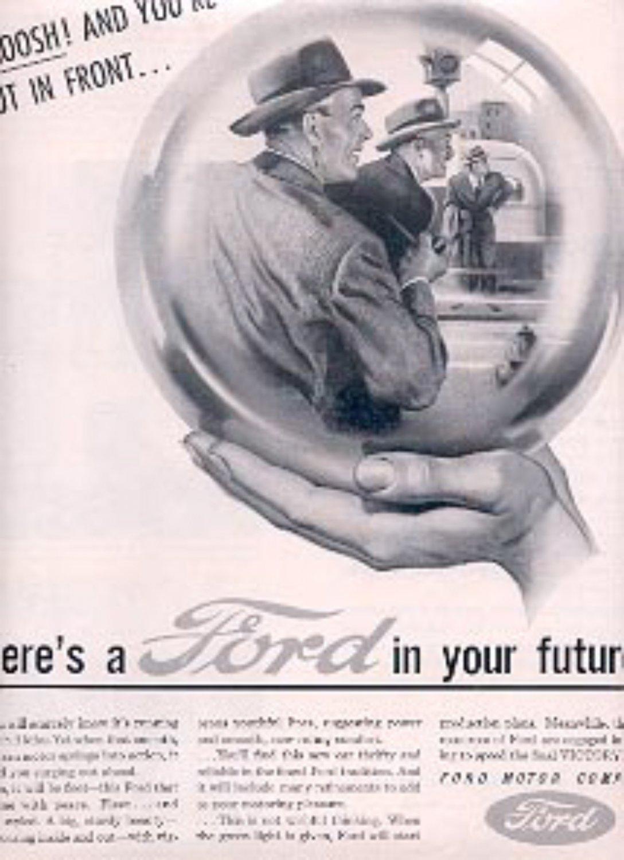 1945 Ford Motor Company ad (# 2404)