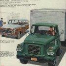 1960  International Trucks ad ( # 639)