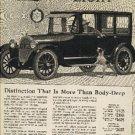1921 Oldsmobile Eight ad (# 189)