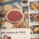 June 2, 1947 Betty Crocker of General Mills      ad  (#6611)