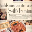 Jan. 15, 1940  Swift's Premium bacon ad (# 417)