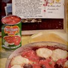 1964  Del Monte Stewed tomatoes   ad (#5678)