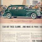 Oct. 25, 1937   - 1938 Packard       ad  (#6508)
