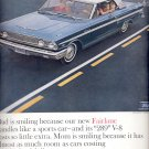 Feb. 7, 1964  Ford Fairlaine    ad  (#2025)