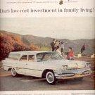 1960  Dodge Dart station wagon   ad (#5852)