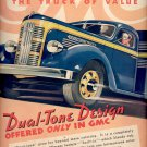 March 29, 1937       General Motors Trucks and Trailers      ad  (# 6623)