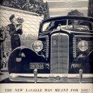 May 24, 1937       LaSalle by Cadillac     ad  (# 6632)