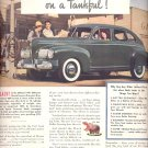 March 10, 1941 Go Nash         ad  (# 2909)