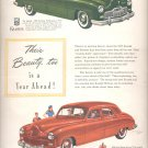 July 22, 1946   Kaiser-Frazer Corporation   ad  (#3636)