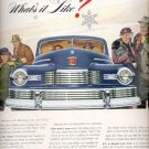 Feb. 17, 1947  Nash 600   ad (#6223)