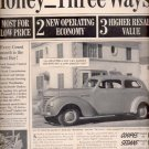 1939   Plymouth builds great cars Roadking and DeLuxe      ad (#6000)