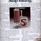April 10, 1970   Shape Diet Food  ad (#  2530)