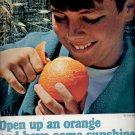 1966  Sunkist from California- Arizona   ad (#5824)