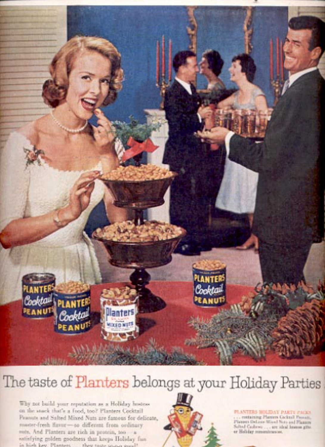 1960  Planters Products   ad (#5499)