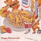 1955 Post Sugar Crisp ad (# 2953)