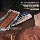 1967 Nestle's Chocolate ad ( # 2453)