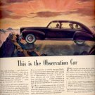 April 7, 1941    Lincoln Zephyr V-12     ad  (#3738)