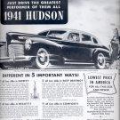 March 3, 1941     Hudson car      ad  (#3478)