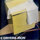 Nov. 5, 1966  General Electric Dryers     ad  (#2667)