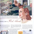 February 1941 Alexander Smith Rugs and Carpets   ad  (#2923)