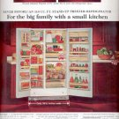 1964     Admiral Freezer Refrigerator ad (# 4606)