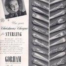 1941 Gorham Sterling     ad (# 2604)